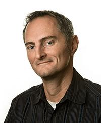 Kent Lewis of Anvil Media's Headshot