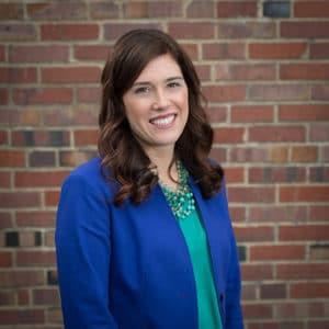 Headshot of Rebecca Teaff